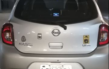 Nissan March 1.6 16V Rio (Flex) - Foto #3