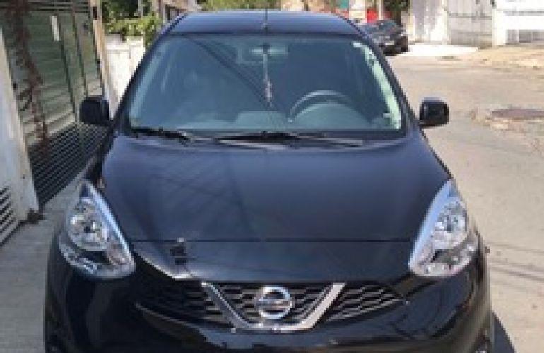 Nissan March 1.6 16V SV CVT (Flex) - Foto #1