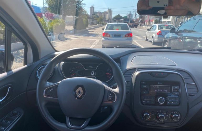 Renault Captur Life 1.6 CVT - Foto #1
