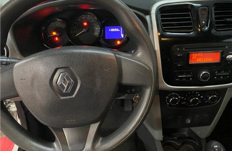 Renault Logan 1.0 Expression 16V Flex 4p Manual - Foto #5