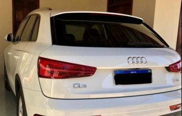 Audi Q3 1.4 TFSI Ambiente S Tronic (Flex)