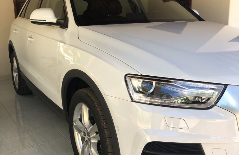 Audi Q3 1.4 TFSI Ambiente S Tronic (Flex) - Foto #5