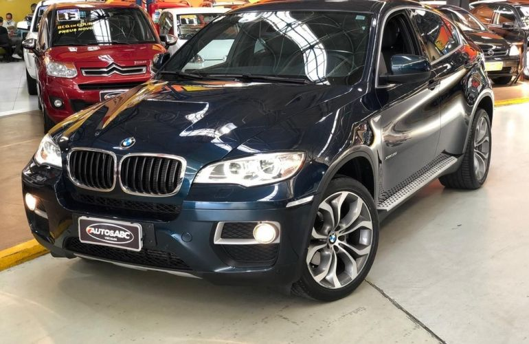 BMW X6 3.0 4x4 35i Coupé 6 Cilindros 24v - Foto #1