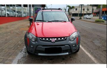 Fiat Strada Adventure 1.8 16V (Cabine Dupla) - Foto #9