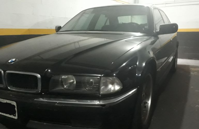 BMW 740i 4.0 32V - Foto #6