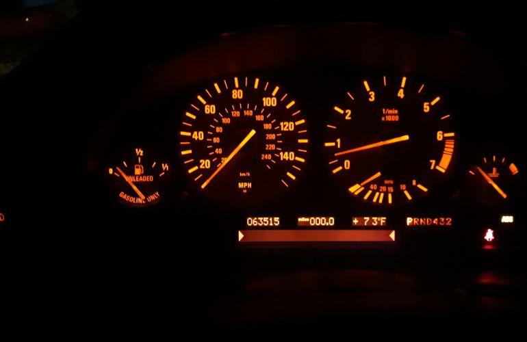 BMW 740i 4.0 32V - Foto #9