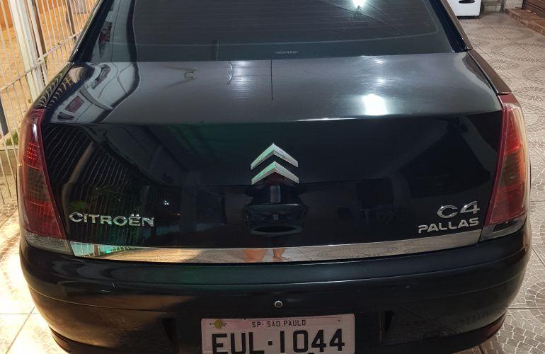 Citroën C4 Pallas GLX 2.0 16V (flex) (aut) - Foto #1