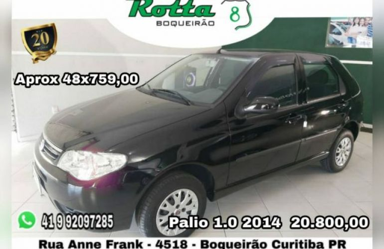 Fiat Palio Celebration 1.0 8V Fire Flex - Foto #1