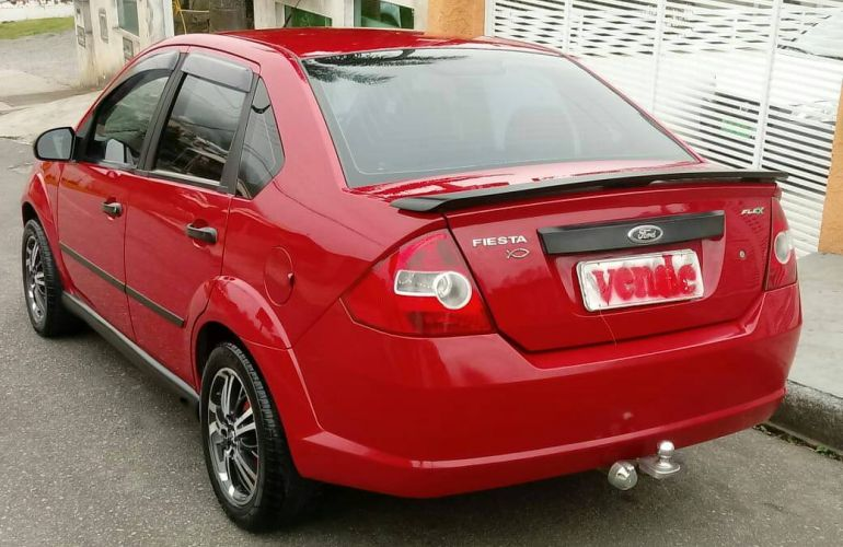 Ford Fiesta Sedan 1.0 (Flex) - Foto #5