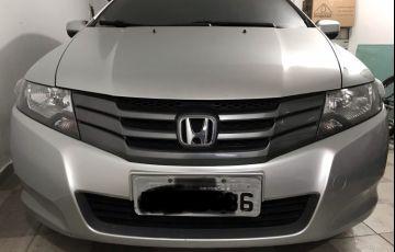 Honda City DX 1.5 (Flex) - Foto #2