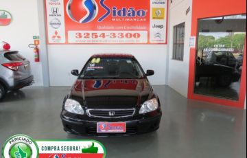 Honda Civic Sedan LX 1.6 16V
