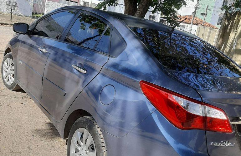 Hyundai HB20S 1.0 Comfort Plus - Foto #4