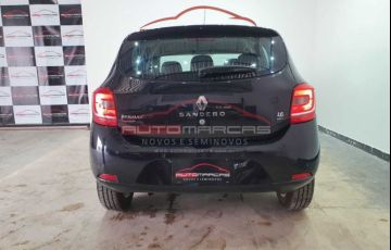 Renault Sandero Dynamique 1.6 8V Easy-r (Flex) - Foto #5