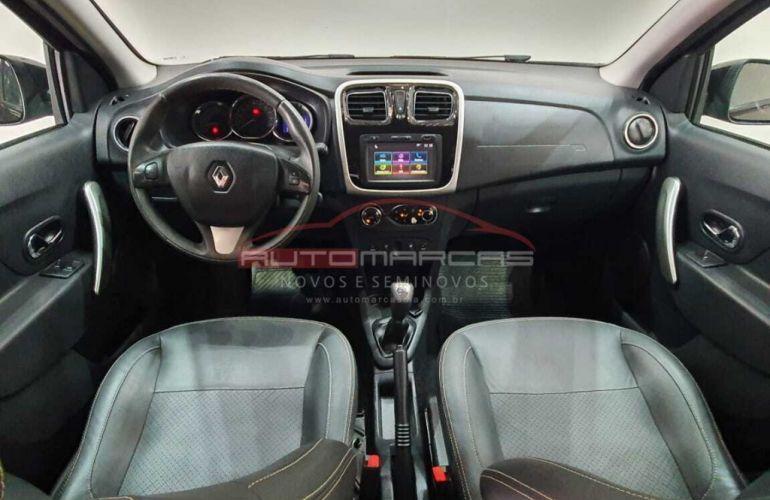 Renault Sandero Dynamique 1.6 8V Easy-r (Flex) - Foto #8