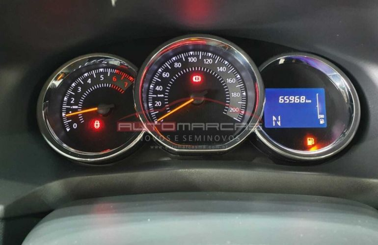 Renault Sandero Dynamique 1.6 8V Easy-r (Flex) - Foto #10