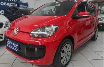 Volkswagen Up! 1.0 12v TSI E-Flex Red Up!