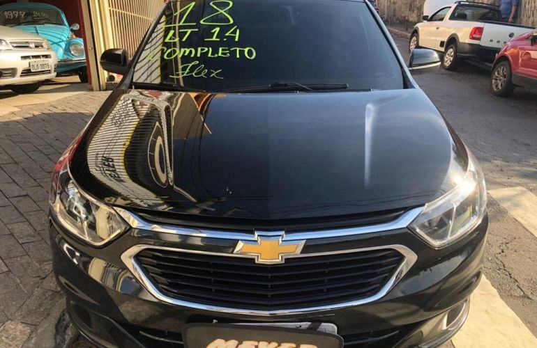 Chevrolet Cobalt 1.4 MPFi LT 8v - Foto #2