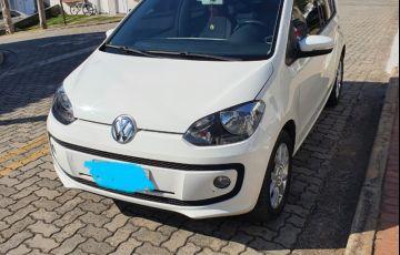 Volkswagen Up! 1.0 12v E-Flex high up! - Foto #6