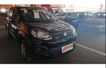 Fiat Uno Attractive 1.0 (Flex)