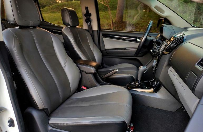 Chevrolet S10 2.8 CTDI LTZ 4x2 (Cabine Dupla) (Aut) - Foto #5