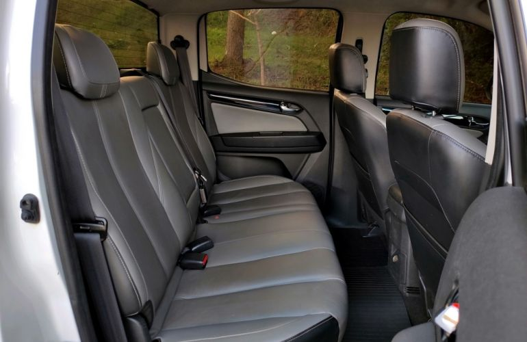 Chevrolet S10 2.8 CTDI LTZ 4x2 (Cabine Dupla) (Aut) - Foto #6