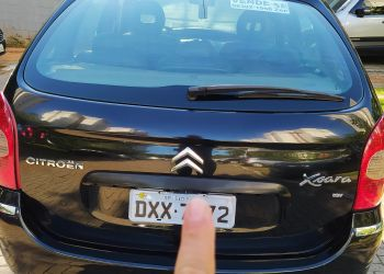 Citroën Xsara Picasso GLX 1.6 16V (flex) - Foto #6