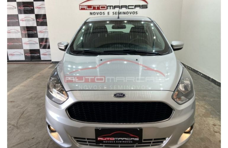 Ford Ka 1.5 SEL (Flex) - Foto #3