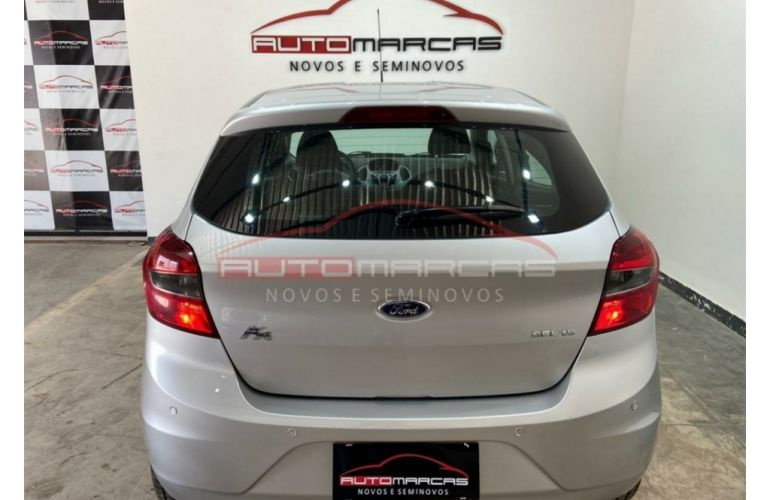 Ford Ka 1.5 SEL (Flex) - Foto #5