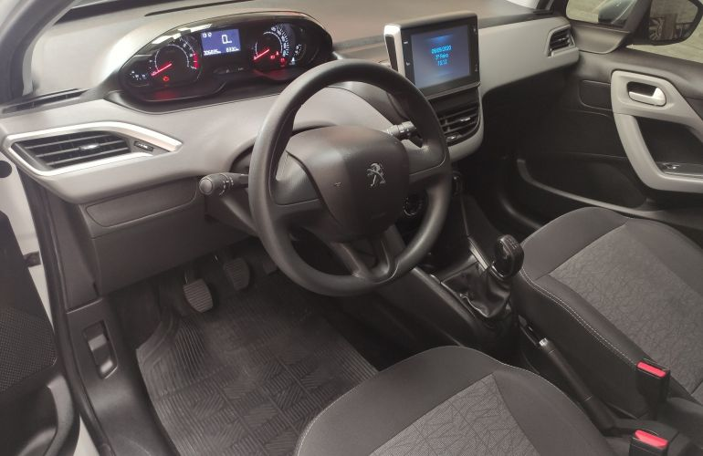 Peugeot 208 Active 1.2 12V (Flex) - Foto #5