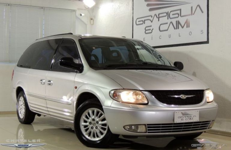 Chrysler Grand Caravan Limited 4X2 3.3 V6 12V - Foto #1