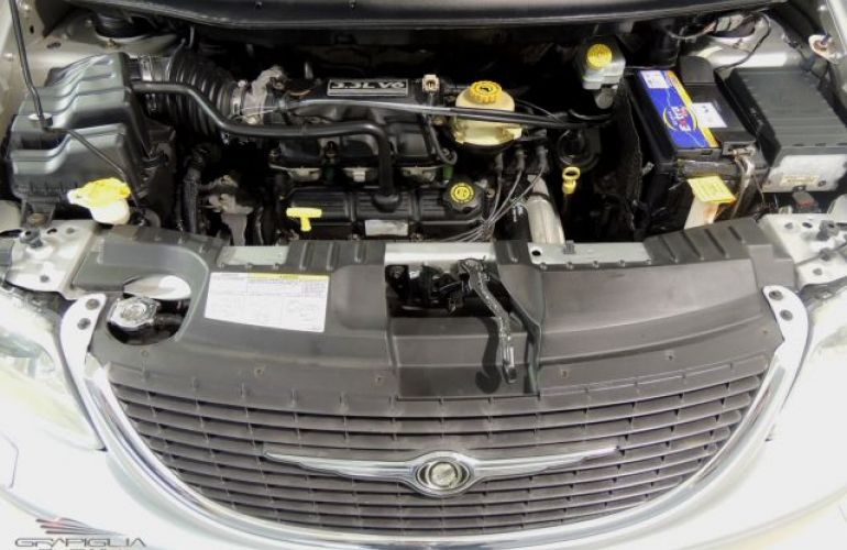 Chrysler Grand Caravan Limited 4X2 3.3 V6 12V - Foto #10