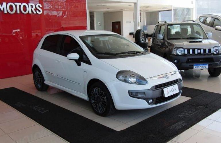 Fiat Punto Sporting Dualogic 1.8 16V Flex - Foto #3