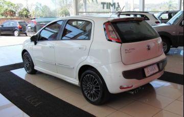 Fiat Punto Sporting Dualogic 1.8 16V Flex - Foto #9