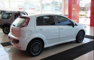 Fiat Punto Sporting Dualogic 1.8 16V Flex - Foto #10