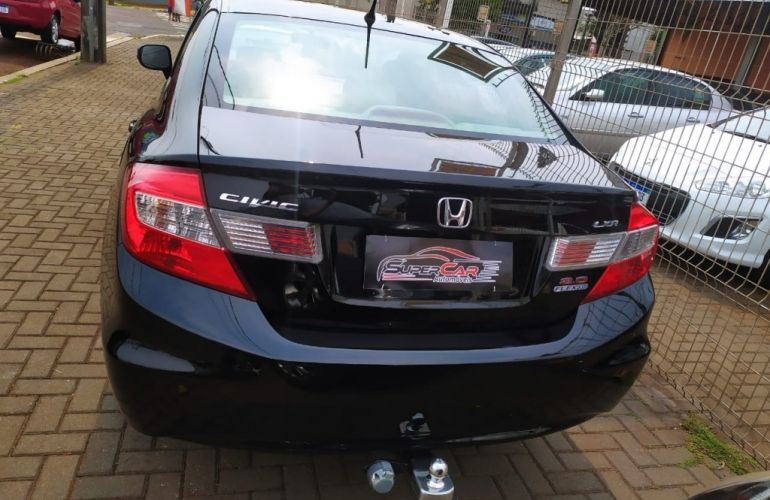 Honda Civic LXR 2.0 i-VTEC (Aut) (Flex) - Foto #2