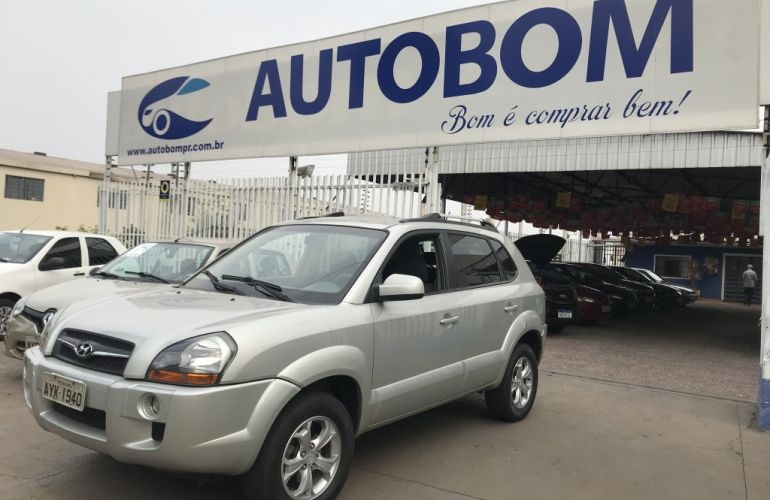 Hyundai Tucson GLS 2.0L 16v (Flex) (Aut) - Foto #1