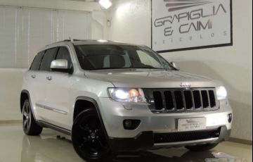 Jeep Grand Cherokee Limited 4X4 3.6 V6 24V