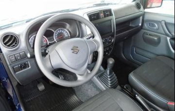 Suzuki Jimny 4All 4x4 1.3 16V - Foto #4