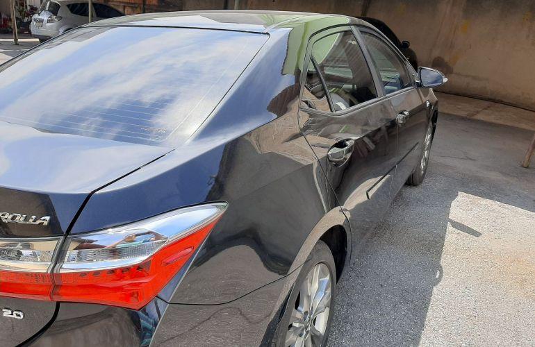 Toyota Corolla Sedan 2.0 Dual VVT-i Flex XEi Multi-Drive S - Foto #6
