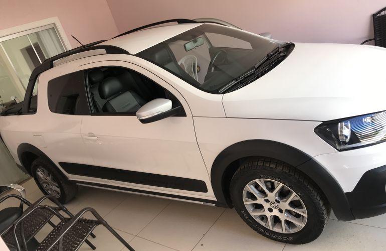 Volkswagen Saveiro Cross 1.6 16v MSI CD (Flex) - Foto #2