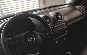 Volkswagen Saveiro Cross 1.6 16v MSI CD (Flex) - Foto #7