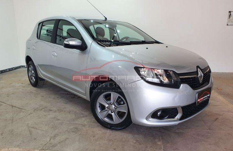 Renault Sandero Vibe 1.0 12V SCe (Flex) - Foto #1