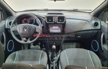 Renault Sandero Vibe 1.0 12V SCe (Flex) - Foto #8