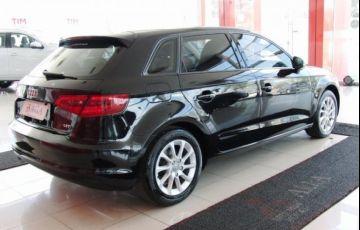 Audi A3 Sportback 1.4 TFSI 16V - Foto #10
