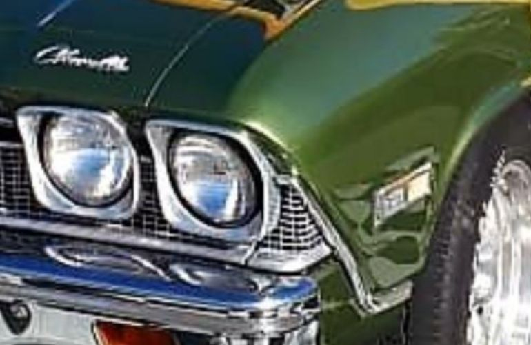 Chevrolet Impala SS 7.0 V8 - Foto #1