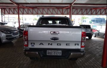 Ford Ranger 3.2 Limited CD 4x4 (Aut) - Foto #5