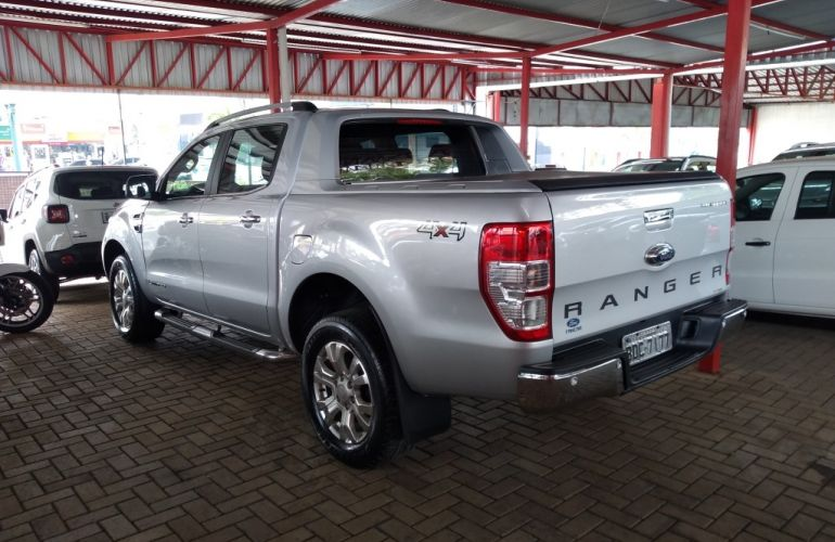 Ford Ranger 3.2 Limited CD 4x4 (Aut) - Foto #6
