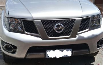 Nissan Frontier 2.5 TD CD SV Attack 4x4 (Aut)