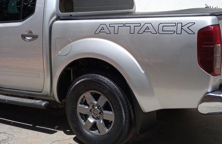 Nissan Frontier 2.5 TD CD SV Attack 4x4 (Aut) - Foto #6