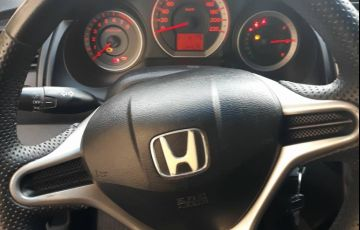 Honda City DX 1.5 16V (flex) (aut.) - Foto #6